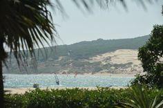 Playa de Valdevaqueros, Tarifa - Costa de la Luz (Espagne)