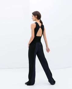 Image 6 of OPEN BACK SLEEVELESS TOP from Zara