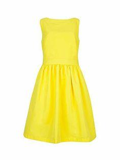 Juletee Bow detail dress