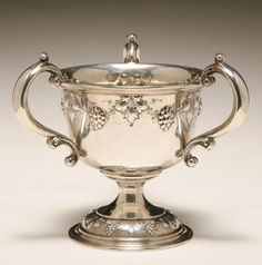 Sterling Loving Cup