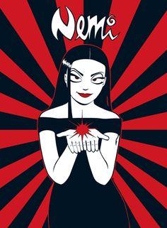 Nemi - Rosana Raven https://www.facebook.com/pages/Nemino/207588812589578