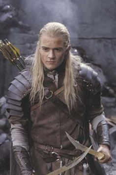 I'll never forget the first time I laid eyes on Legolas. *sigh*
