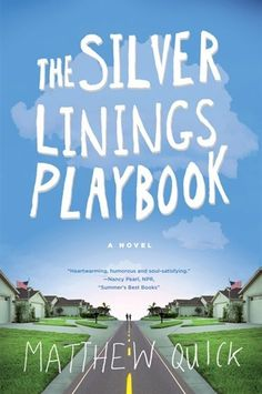 diary of a smart blonde: Book Blurb: The Silver Linings Playbook