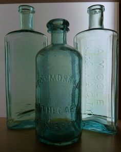 old bottles from Virginia City