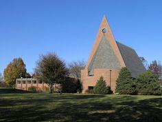 First Baptist Church in Bartholomew County, Indiana.