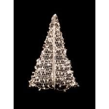 Light up your home with Crab Pot Trees Indoor or Outdoor Pre-Lit Incandescent Artificial Christmas Tree with Green Frame and Clear Lights. Outdoor Xmas Tree, Potted Christmas Trees, Pre Lit Christmas Tree, Christmas Yard Decorations, Potted Trees, Christmas Lights, Indoor Outdoor, Tree Lighting, Crab Trap