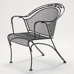 Woodard Furniture Metal Wrought Iron Patio