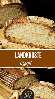 A Food, Good Food, Food And Drink, Yummy Food, Baking Tips, Bread Baking, Yeast Bread Recipes, Fresh Bread, Artisan Bread