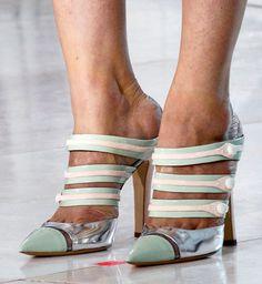 Louis Vuitton Spring 2012 shoes