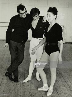 Rudolf Nureyev And Margot Fonteyn Pictures