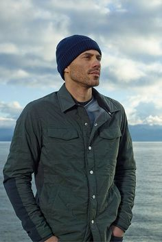 c67f0cf81934 Alpha Snap Jacket - Our take on the modern insulated jacket melds an urban  sense of