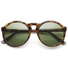 e7ba77482e Large P3 Vintage Inspired Round Dapper Fashion Sunglasses 9130