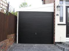 Lean to Apex concrete garage Concrete Garages, Lean To, Prefab, Garage Doors, Victorian, Space, Outdoor Decor, Shop, Home Decor