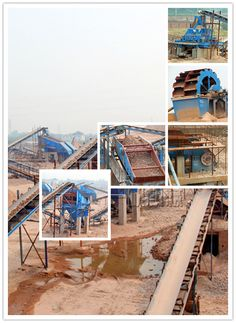 YIFAN production of pebble in Hebei