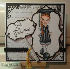 Grad Girl 2012 by Saturated Canary #saturatedcanary http://poursomesugaronme-rockchick.blogspot.co.uk/