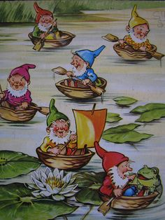 Unspoken in any circles, ANYWHERE, Gnomes invented Marines! It began quite…