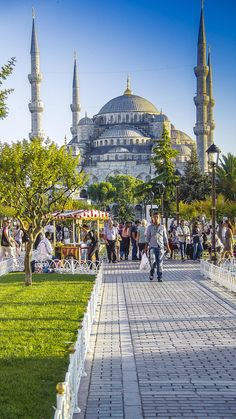 SultanAhmet Mosque, Istanbul by Mohammed Abdo on 500px