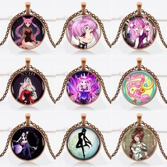 Find More Pendant Necklaces Information about Sailor Moon Logo Copper Chain Women Choker Statement Copper Pendant Necklace For Men Dress Accessories 90218,High Quality necklace boyfriend,China necklace skeleton Suppliers, Cheap necklace tibet from DreamFire Store on Aliexpress.com
