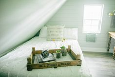 Dutch Tulip Crate | The Magnolia Market  Joanna Gaines top design accessory! Use it in countless ways to help make your space unique and personal.