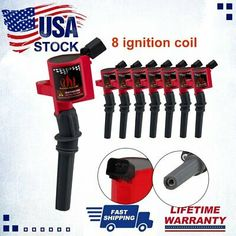 4 pcs NGK Ignition Coil Boot for 2003-2011 Saab 9-3 2.0L L4 Direct Spark zi