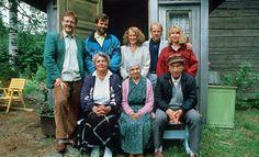Sarjan tarina rakentui Muistatko Metsolat? - rakastetun Metsoloiden perheen ympärille.