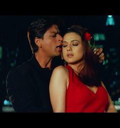 Shah Rukh Khan Movies, Shahrukh Khan, Indian Film Actress, Tamil Actress, Kal Ho Na Ho, Preity Zinta, Nov 2, King Of Hearts, Bollywood Actors