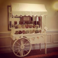 Our next mission! Get building hubby! Wedding Sweet Cart, Perfect Wedding, Dream Wedding, Wedding Day, Sweet Carts, Candy Bar Wedding, Candy Cart, Party Stuff, Projects To Try