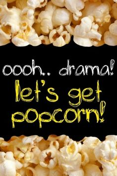 Love this!!! and I love popcorn!!!  :))