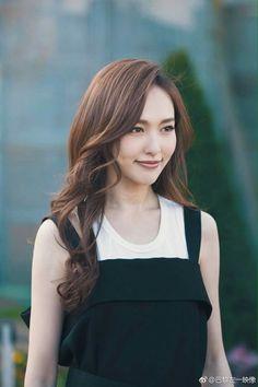[120317 ©BM] Tiffany Tang Luo Jin, Chinese Actress, Chinese Model, Cute Korean, Beautiful Asian Women, Celebs, Celebrities, Asian Woman, Asian Beauty