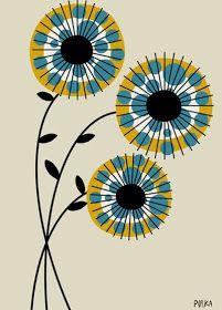print & pattern: ETSY - polka street studio
