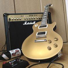 Gibson Les Paul Reissue 1957 & Marshall JCM2000 DSL401