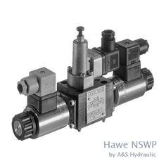 Hawe NSWP On/off Directional spool valve