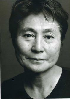 Yoko Ono by Annie Leibovitz