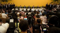 Taiwan's president showed China's what a real press conference looks like—and China blocked it China Today, Taiwan, Conference, Presidents