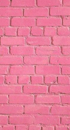 Imagen de wallpaper, pink, and background Pinky Wallpaper, Iphone 6 Wallpaper, Brick Wallpaper, Tumblr Wallpaper, Screen Wallpaper, Cool Wallpaper, Pattern Wallpaper, Wallpaper Backgrounds, Wallpaper Gallery