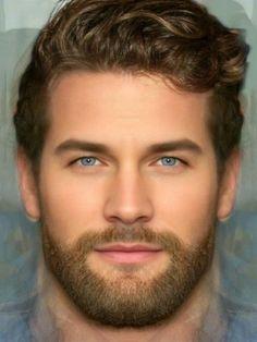 Handsome Men Quotes, Handsome Arab Men, Handsome Faces, Scruffy Men, Beard Styles For Men, Hair And Beard Styles, Beautiful Men Faces, Gorgeous Men, Bearded Men