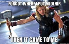 Thor stars Chris Hemsworth in The Avengers. Thor returns to join with Iron Man, the Hulk, Captain America, Black Widow and Hawkeye in the. Chris Pratt, Chris Evans, Marvel Comics, Marvel E Dc, Marvel Funny, Marvel Memes, Loki Funny, Funny Avengers, Thor Meme