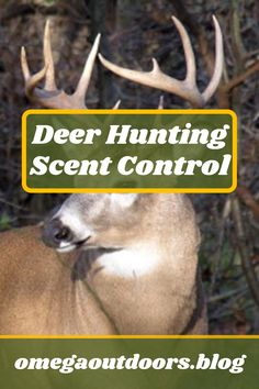 For some #hunters, scent control is a challenge. However, if you understand scent control, it can be easy to take care of in just a few steps. Taking care of your scent is a vital part of the hunt and can definitely change the way your #hunt goes. #whitetail