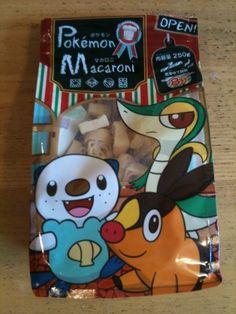 Pokemon Photos from Tokyo - Pokemon macaroni Black & White