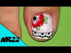 Nails Inspiration, Hair And Nails, Nail Art, Pedicures, Diana, Videos, Youtube, Toenails, Designed Nails