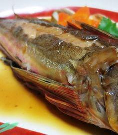 ほうぼう(白身魚)の煮付け by syu♪さん | レシピブログ - 料理 ...