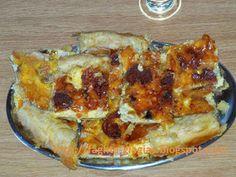 Ζαμπονοτυρόπιτα Vegetable Pizza, Quiche, Vegetables, Breakfast, Blog, Morning Coffee, Quiches, Vegetable Recipes, Blogging