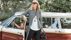 #1 must have for me. Perfect for work and play. Quilted Moto, Domino Blouse & Capote Trouser