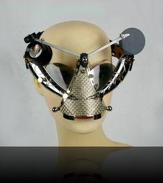 Okay...just a bit much, lol | eye wear   Hi Tek Designs by ALEXANDER