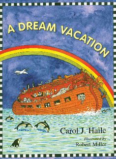 Young and old readers alike will be enchanted by this whimsical tale written by Carol J. Haile and illustrated by the award‐winning artist Robert Miller. It is a story about Joe and Amanda, two pandas who wish only to take a long overdue vacation.Noah makes the couple an offer that they canʹt refuse!Very quickly, Joe and Amanda find themselves on a journey far different than any they could ever imagine.Hop aboard the Ark and follow Joe and Amanda as they experience A Dream Vacation…