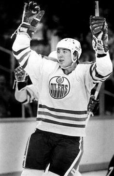 Jari Kurri   Edmonton Oilers   NHL   Hockey