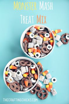Monster Mash Treat M