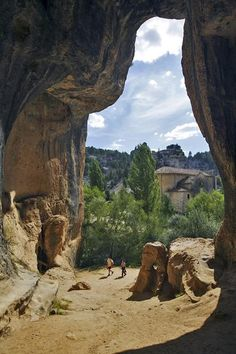 Cañón del Río Lobos (cueva)