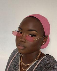 Beautiful Dark Skinned Women, Beautiful Black Girl, Dark Skin Makeup, Dark Skin Beauty, Black Beauty, Brown Skin Girls, Brown Girl, Pretty Dark Skin Girls, Black Girl Makeup