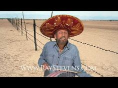 Comedian Ray Stevens Slams Liberals on Illegal immigration - Eagle Rising Country Music Videos, Country Singers, Funny Songs, Funny Music, It's Funny, Old Music, Coming Of Age, God Bless America, List